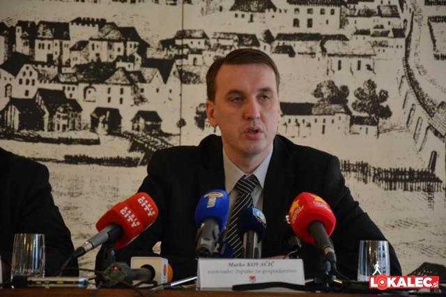 Marko Kovačič, svetovalec župana MOM