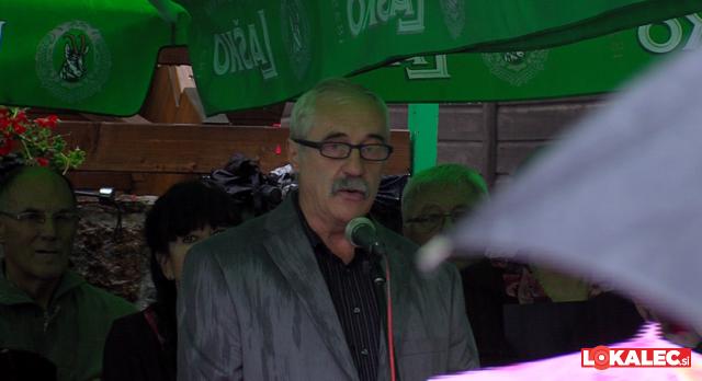 Konrad Vrhovšek, predsednik KS Hoče - Slivnica