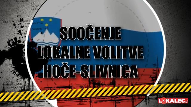 Lokalne volitve Hoce-Slivnica