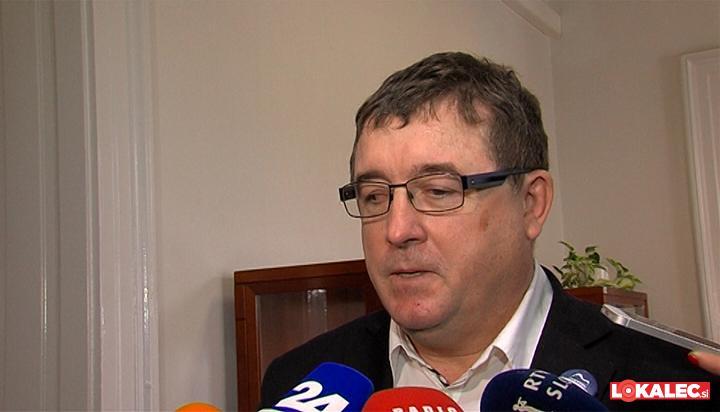 dr. Andrej Fištravec, župan MOM