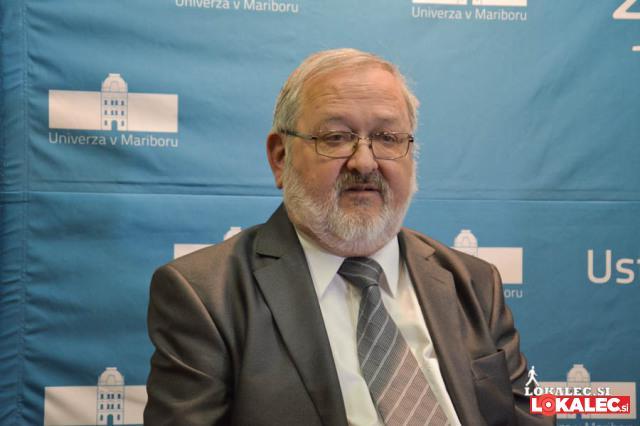 Igor Tičar, nekdanji rektor Univerze v Mariboru.