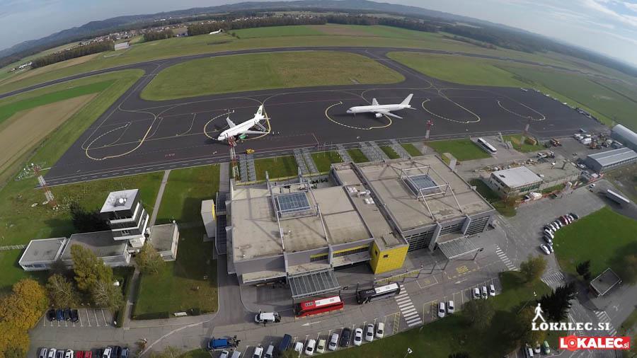Letališče Edvarda Rusjana Maribor.