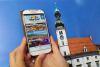 Nova mobilna aplikacija Maribor Tour Foto: Karmen Razlag