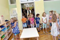 odprtje montessori šole Foto: Drago Jovič