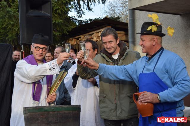 degustacija po krstu mosta Foto: BK TV
