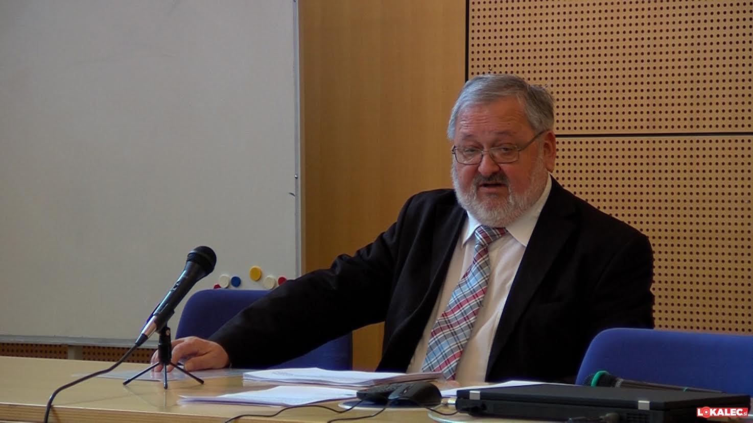 Rektor Univerze v Mariboru, Igor Tičar.