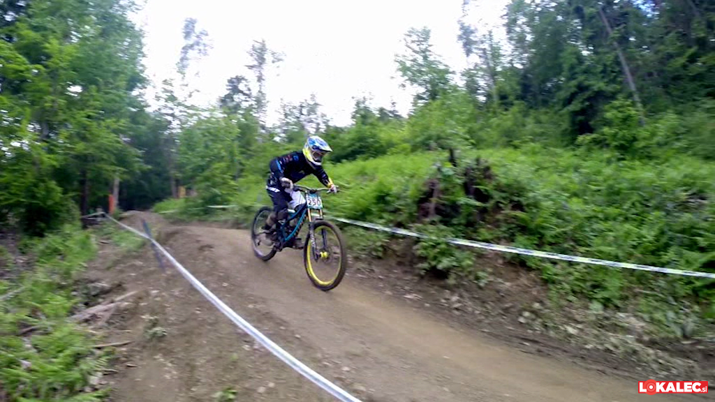 downhill, Pohorje (1)