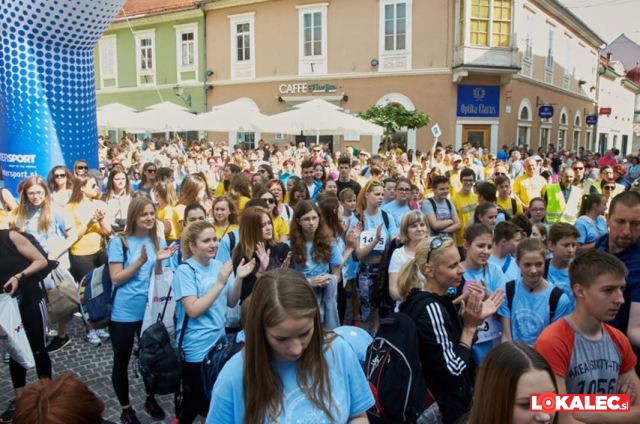 Unescov tek mladih 2015 (FOTO: Langerholc)
