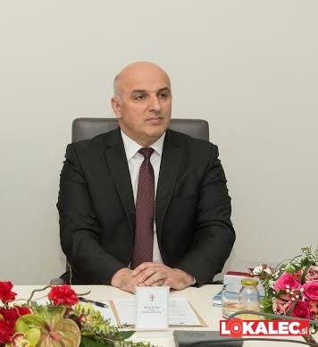 Miran Senčar, župan MO Ptuj.