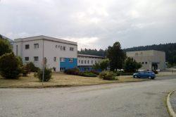 nekdanji prostori Geberita na Smolniku Vir: Facebook ZA Združena Akcija Ruše