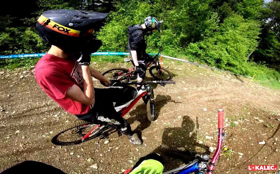 Vir: Facebook Bike Park Pohorje