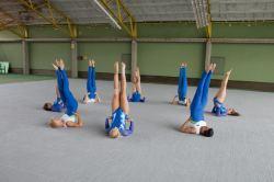 Slovenska reprezentanca Team Gym; FOTO: Mitja Florjanc