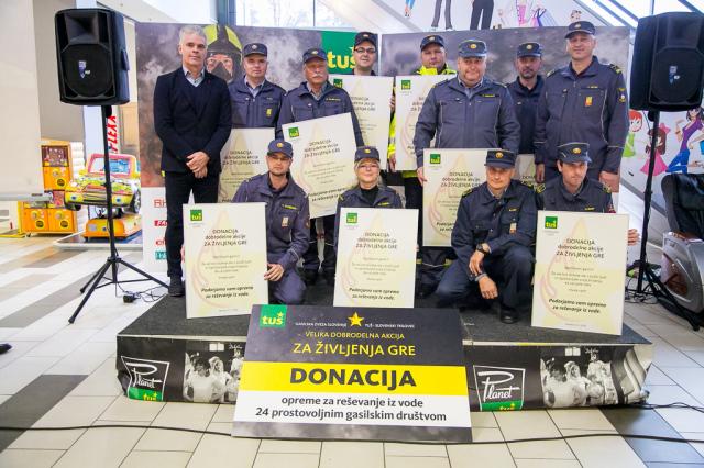 Prejemniki donacije Mariborske regije