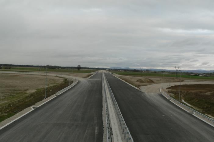 Avtocesta Ptuj - Gruškovje; FOTO: lieal