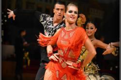 18. mednarodno tekmovanje v plesu FOTO: Slavko Rajh