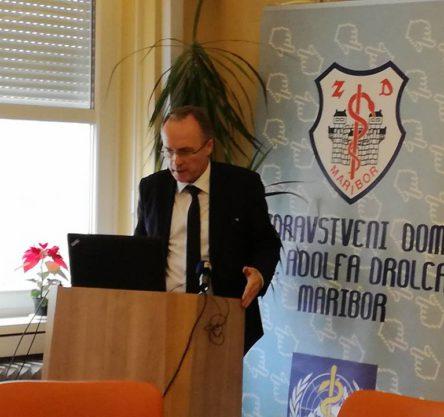 Jernej Završnik, dir. ZD dr. Adolfa Drolca Maribor