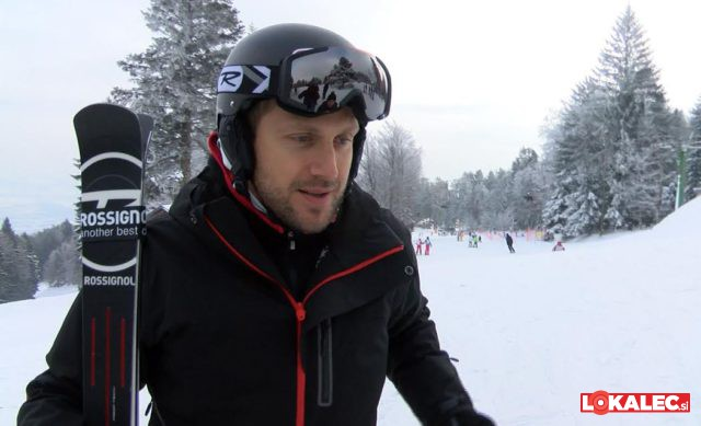 Jure Košir, slovenski smučar