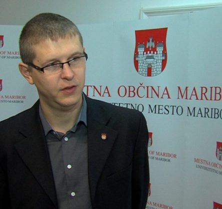 Simon Štrancar, donedavni direktor mestne uprave MO Maribor.