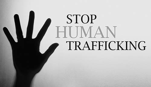 Vir: Facebook Preprecevanje trgovine z ljudmi
