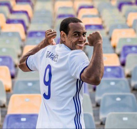 Marcos Tavares, NK Maribor. Vir: Propiar d.o.o.