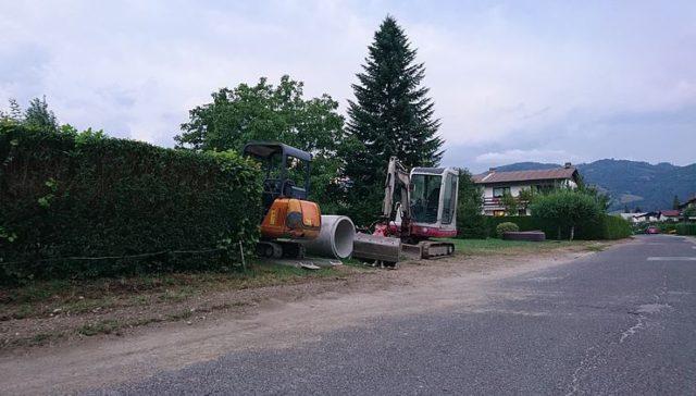 izgradnja optičnega omrežja, foto: Občina Ruše