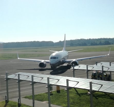 letalo, mb letalisce