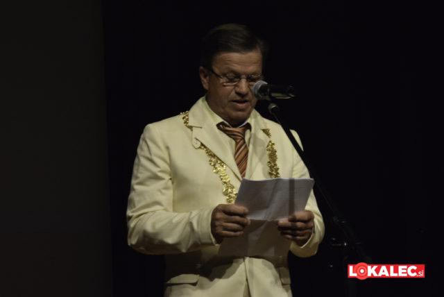 Joško Manfreda, župan Občine Lovrenc na Pohorju.