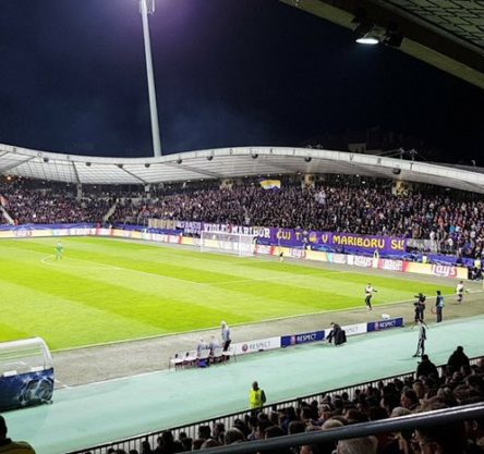 NK Maribor : Spartak Moskva