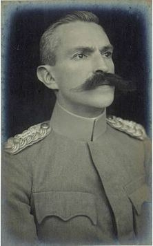 General Rudolf Maister. Vir: Wikipedija