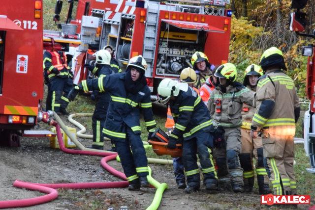 vaja resevanje pohorje, gasilci, resevalci (36)