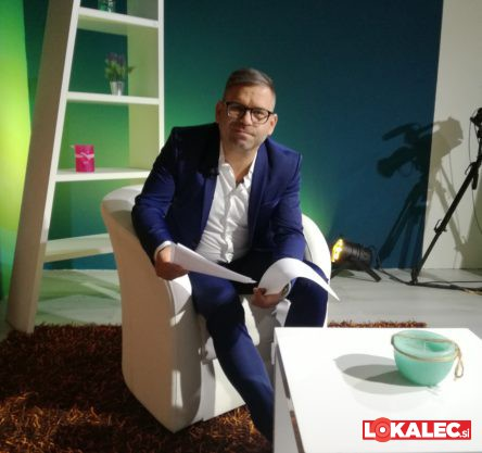 Marko Podgornik, direktor podjetja Mikro+Polo.