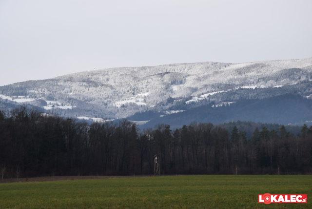 sneg, snezna meja, pohorje (1)