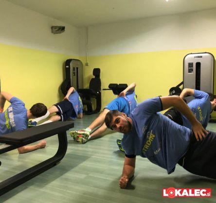 fitnes Dvorana Tabor