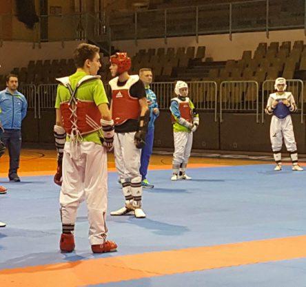taekwondo priprave tabor
