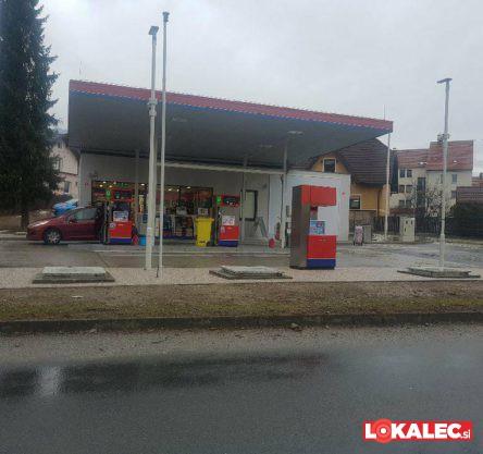 Petrolova prenovljena črpalka Ruše