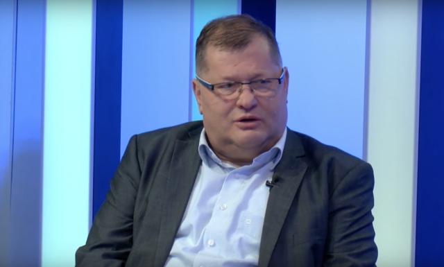 Bojan Kirbiš, župan Občine Starše. Foto: BK TV