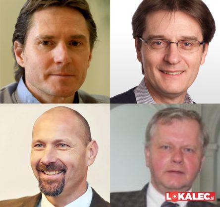 kandidati za rektorja