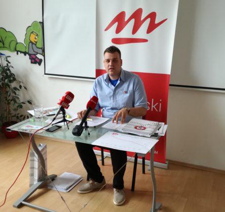 Matic Matjašič, predsednik MMSM.