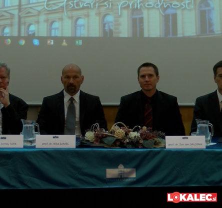 Kandidati za rektorja Univerze v Mariboru.