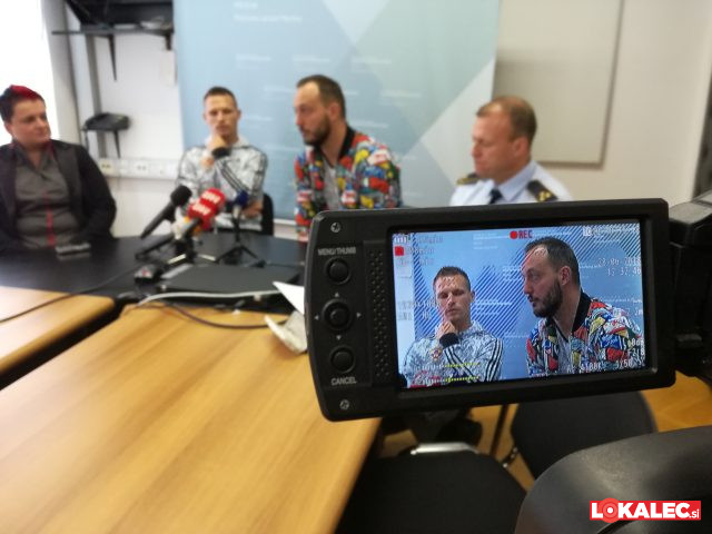 Martin Milec in Zlatko, ambasadorja kampanje Droga? Ni razloga.