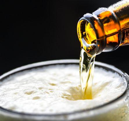 alkohol, pivo,