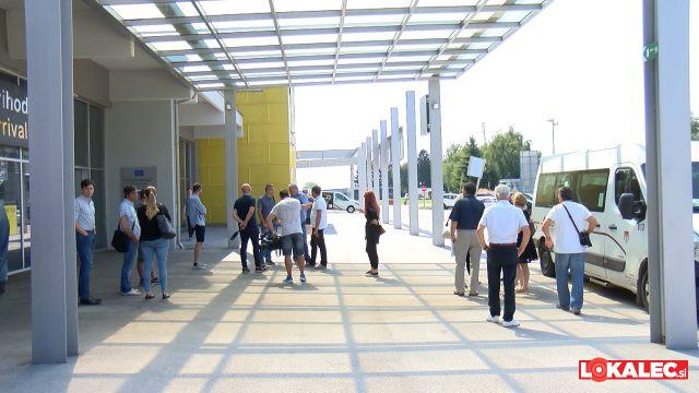 Obnovljen potniški terminal