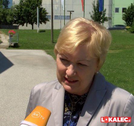 Lučka Lorber, prorektorica za kakovost na Univerzi v Mariboru.