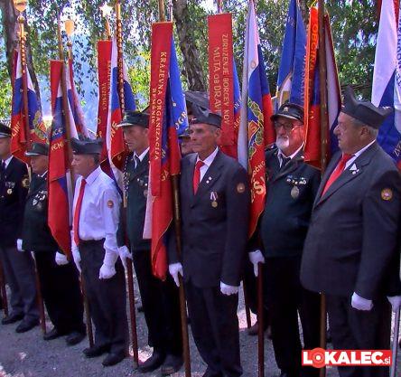Dan domoljubja in ura zgodovine na Sv. Primožu na Pohorju.