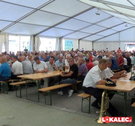 10. srečanje gasilskih veteranov mariborske regije.