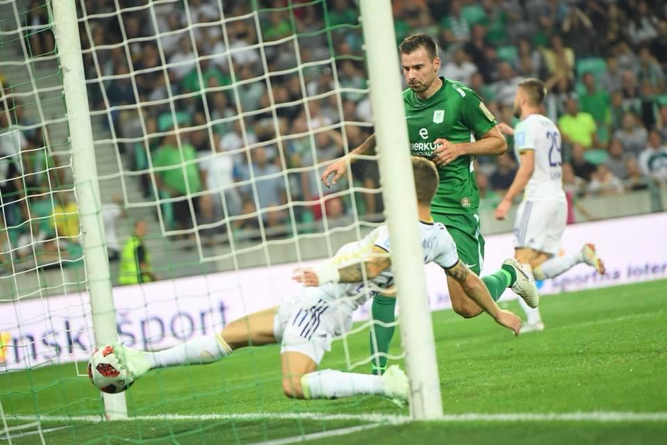 NK Maribor:Olimpija. Foto: MP Produkcija