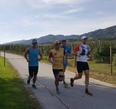 42 maratonov v 42 dneh