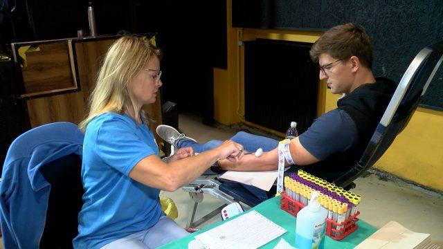 Darovanje krvi je oblika prostovoljstva