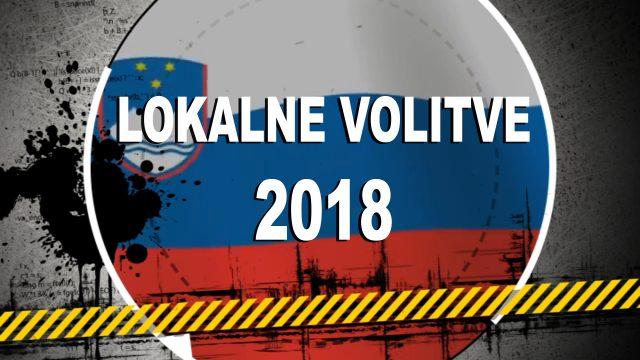 Grafika LOKALNE VOLITVE 2018