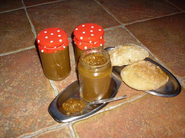 bučna marmelada